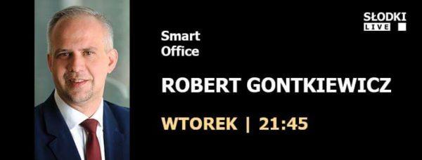 Smart Office - Słodki Live