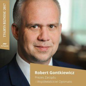 Robert Gontkiewicz - Tygrysy Biznesu