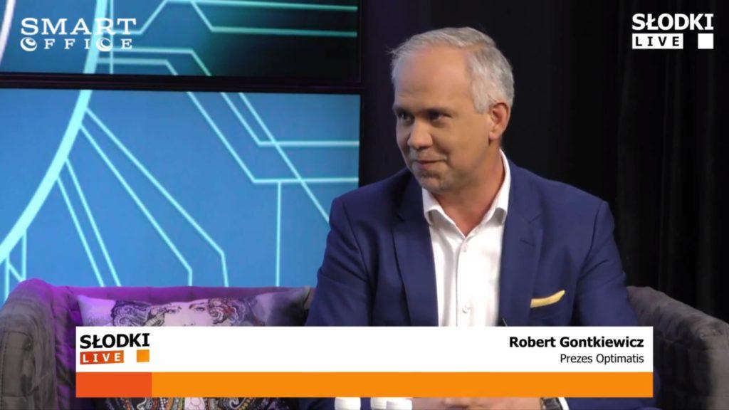 Słodki Live - Robert Gontkiewicz