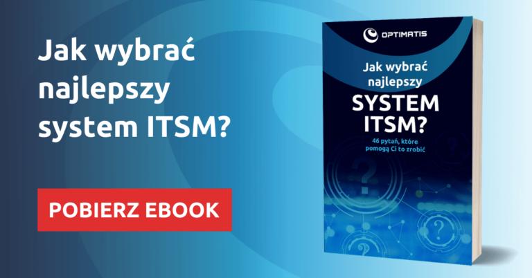 Jak wybrać system ITSM ebook